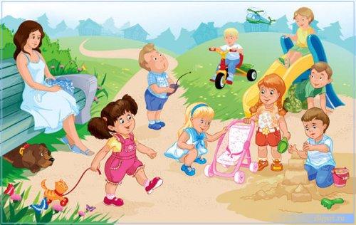 Спасибо всем за помощь детскому саду