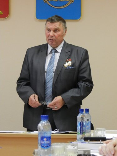 Главой города Бологое избран Валентин Гаврилов