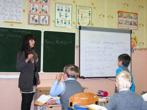 Легко ли быть молодым... учителем