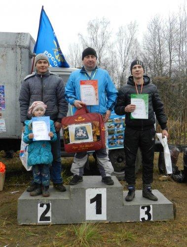 Бологовские  гонщики -  в числе победителей
