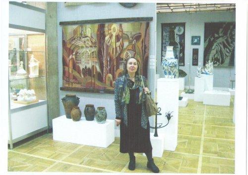 Выставка гобеленов