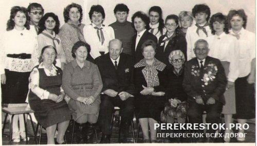 Когда мы были пионерами, или История одной фотографии