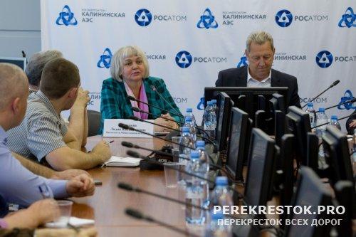 В диалоге с Общественной  палатой Тверской области