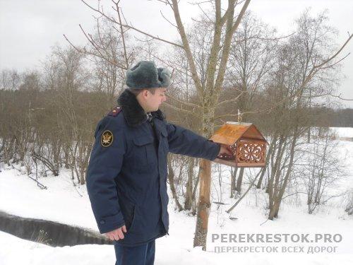 """Акция """"Покорми птиц зимой"""""""