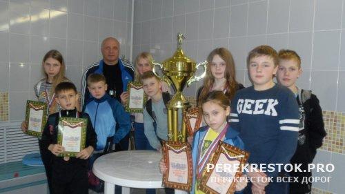 Чемпионат Тверской области по плаванию