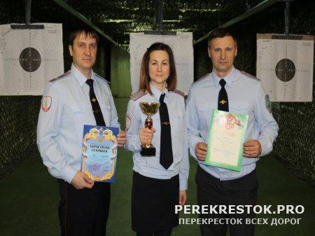 Команда ЛО МВД на ст. Бологое - на 1-м месте
