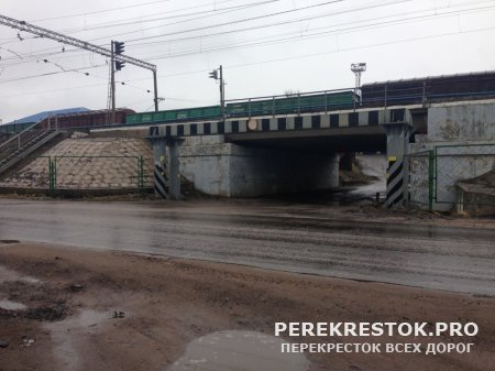Проезды под ж/д мостами - под контролем транспортной прокуратуры