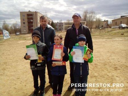«Веселые старты» в Бушевецкой начальной школе