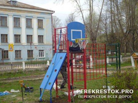 В сквере Ленина - обновление
