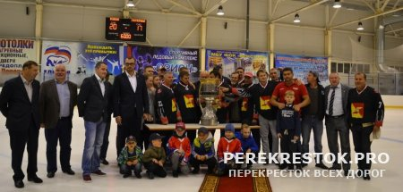 Кубок Гагарина - в Бологое