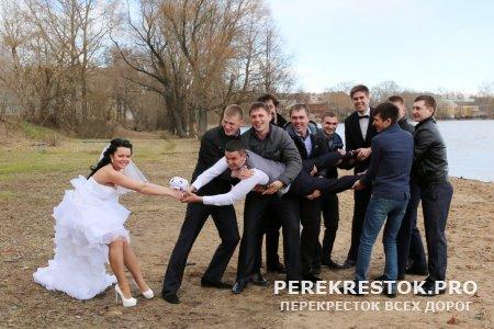 Свадьба в кадре