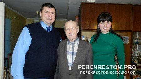 С юбилеем, Василий Степанович!