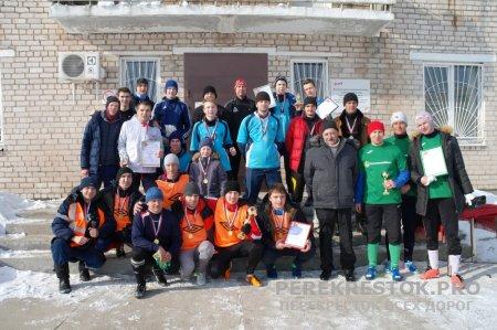 Турнир по футболу на снегу прошел на «ура»