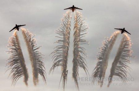 Юбилей авиационной дивизии