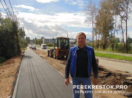 Вадим Молчанов: «Опыт есть, чтобы продолжить решать проблемы города и района»