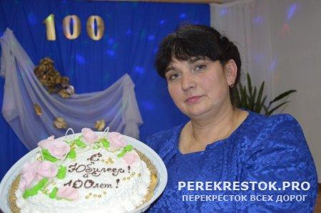 Старейшему в районе клубу - 100 лет
