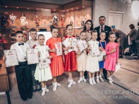 Бальные танцы:  бологовцы - призеры