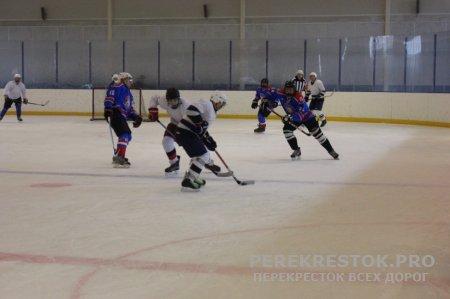 В Бологое закрыли хоккейный сезон