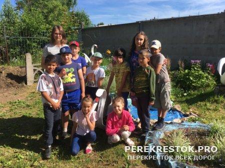 Увлекательные каникулы в пришкольном лагере «Радуга»