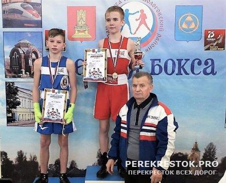 Праздник бокса памяти Анатолия Лебедева