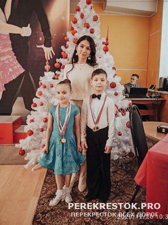 """Новая победа танцевального коллектива """"Х-Dance"""""""