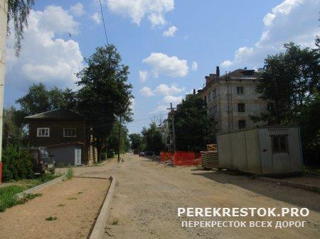 Капитальный ремонт теплосетей на ул. Октябрьской