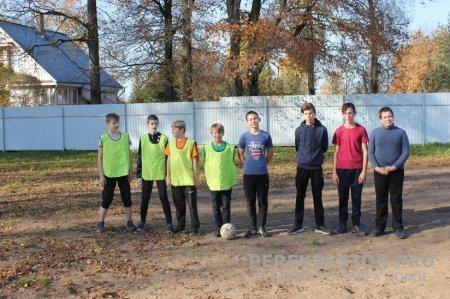 Мини-футбол: юноши и девушки